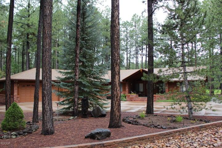 7408 Country Club Drive, Pinetop, AZ 85935