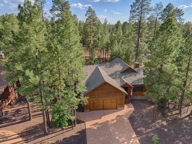 5705 N Hidden Oak Drive, Pinetop, AZ 85935