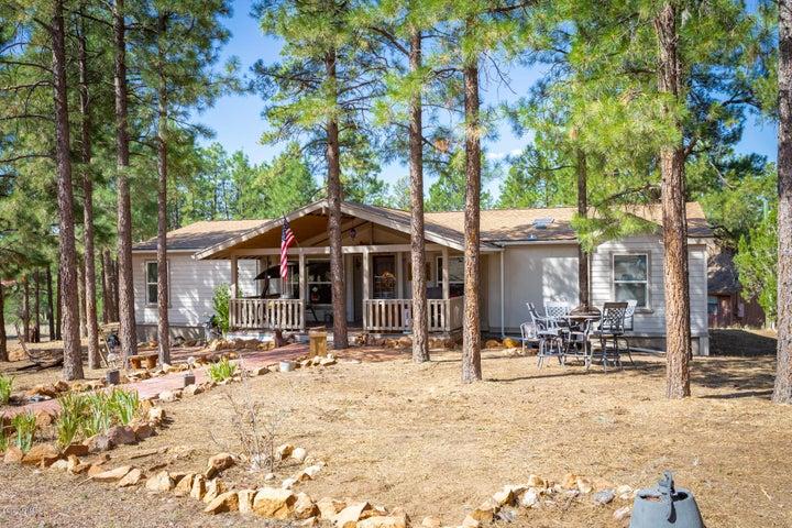 2159 Rimview Trail, Overgaard, AZ 85933
