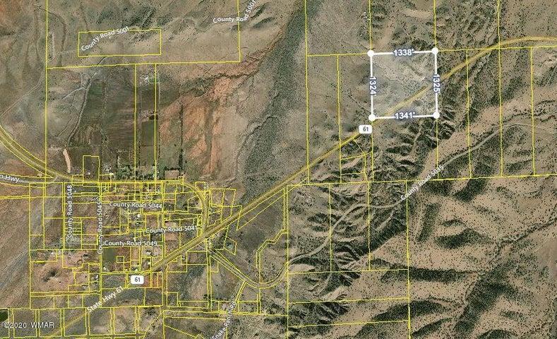 61 HWY 61, Concho, AZ 85924