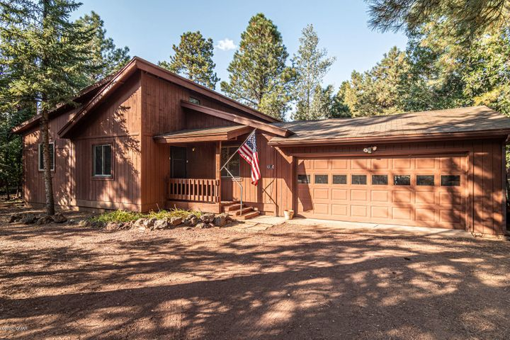 4936 Drifting Snow Loop, Pinetop, AZ 85935