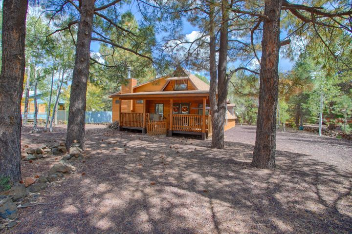 3263 Cutthroat Circle, Pinetop, AZ 85935
