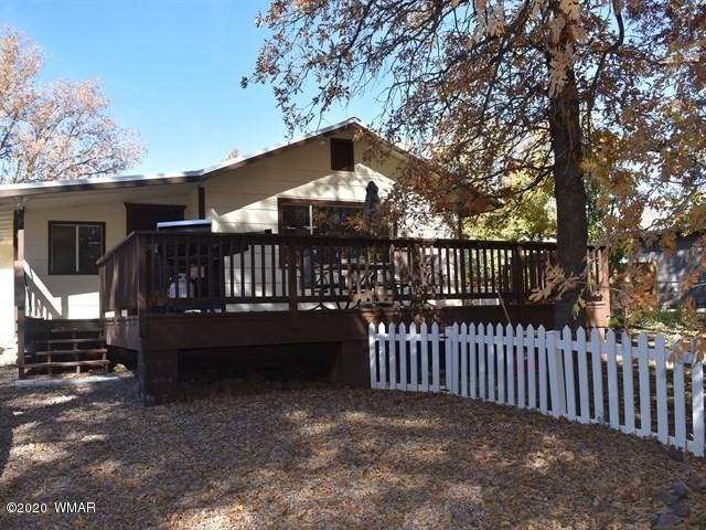 1512 Walnut Lane, Lakeside, AZ 85929