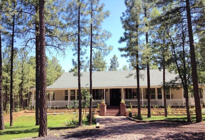3839 Pioneer Lane, Lakeside, AZ 85929