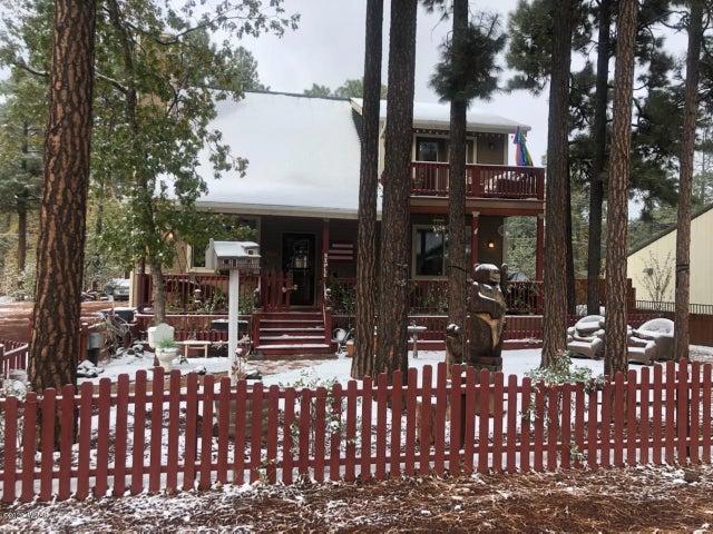254 E Pinecrest Drive, Pinetop, AZ 85935