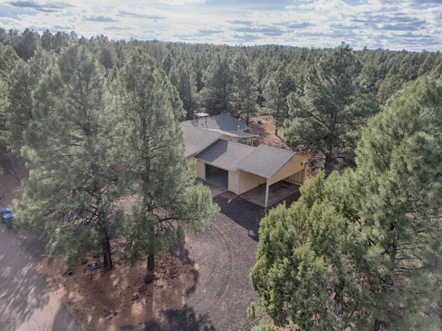 Beautiful 0.85 Acre Lot with Tall Pines in Show Low!