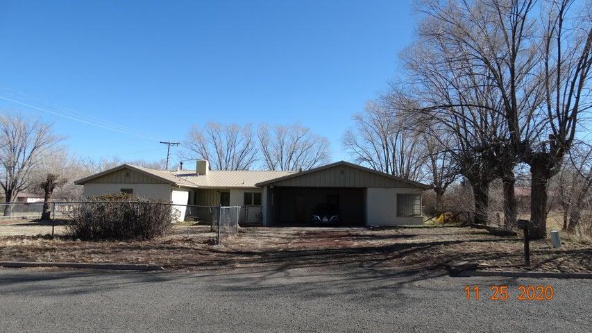 110 S Cochise Street, Springerville, AZ 85938