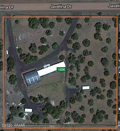 8547 Javelina Drive, Show Low, AZ 85901