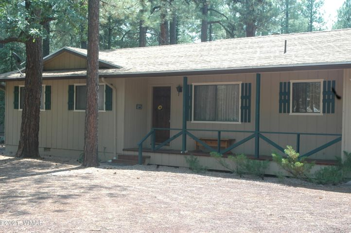 8161 Country Club Drive, Pinetop, AZ 85935