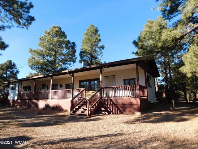 3494 Deer Track Trail, Overgaard, AZ 85933