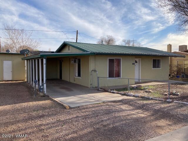 367 N 1 1/2 Street, Snowflake, AZ 85937