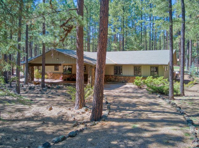 7682 Country Club Drive, Pinetop, AZ 85935