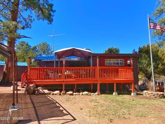 2191 Wildlife Trail, Overgaard, AZ 85933
