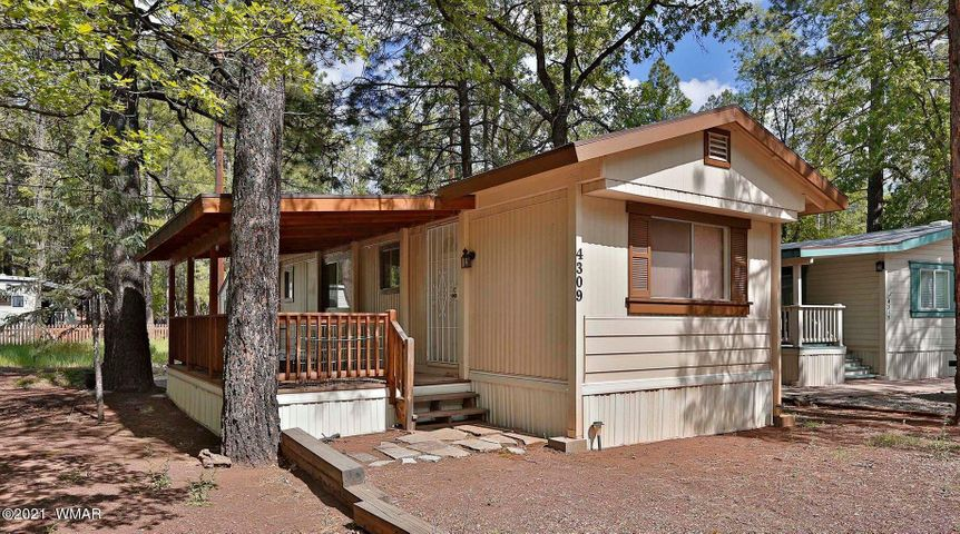 4309 E Blue Ridge Loop, Pinetop, AZ 85935