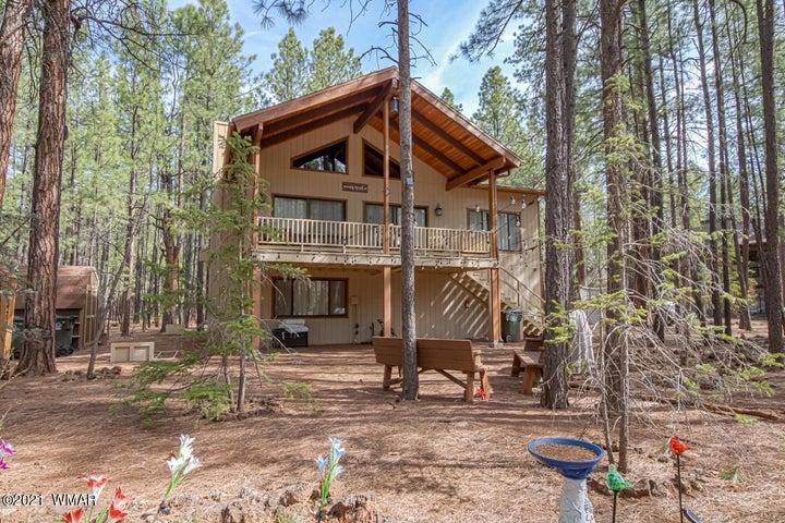 4441 Deep Forest Drive, Pinetop, AZ 85935
