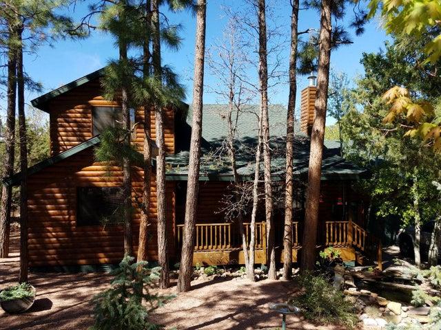 761 Pine Branch Lane, Pinetop, AZ 85935