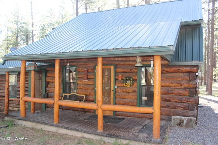 545 County Road 1122, Greer, AZ 85927