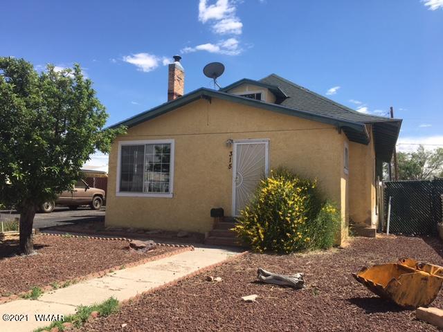 315 W Hopi Drive, Holbrook, AZ 86025