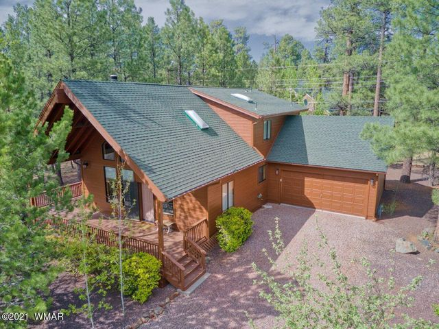 2603 Crossman Court, Pinetop, AZ 85935