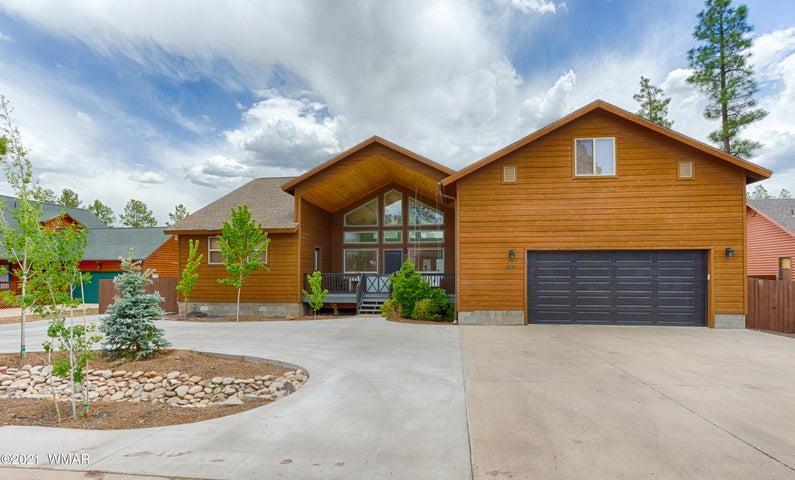 2131 S Woodland Hills Lane, Pinetop, AZ 85935
