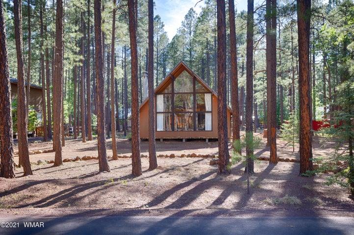 3126 Deep Forest Drive, Pinetop, AZ 85935