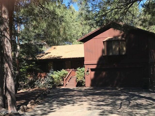 3196 Bison Circle, Pinetop, AZ 85935