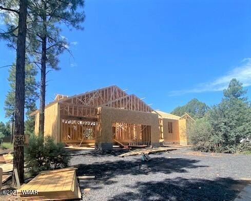 160 N Retreat Drive, Show Low, AZ 85901