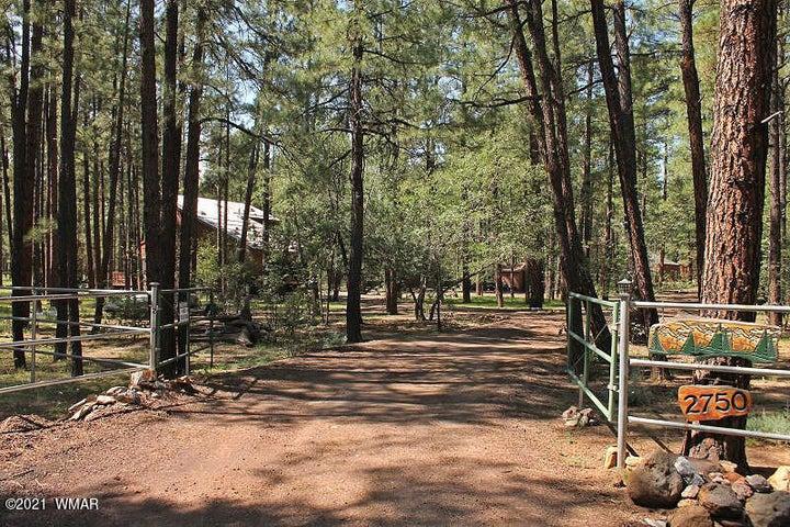 2750 S Wild Oak Trail, Pinetop, AZ 85935
