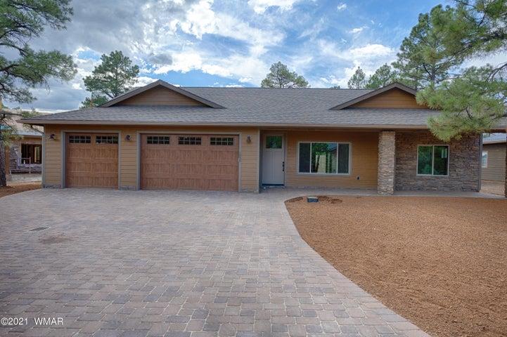 5936 W Elk Springs Lot 26, Lakeside, AZ 85929