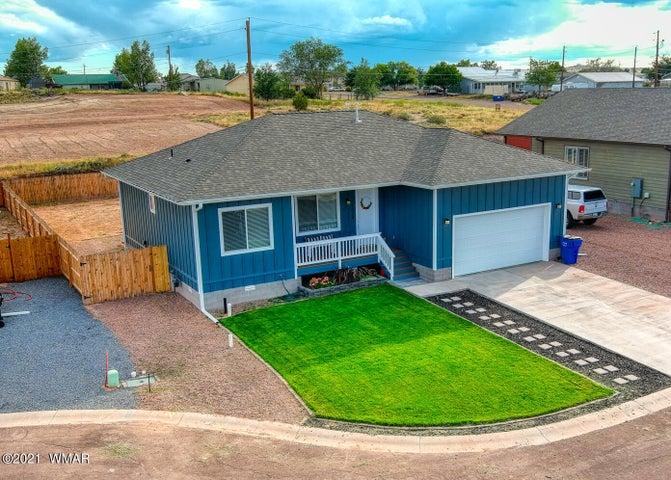 1028 Ione Lane, Taylor, AZ 85939