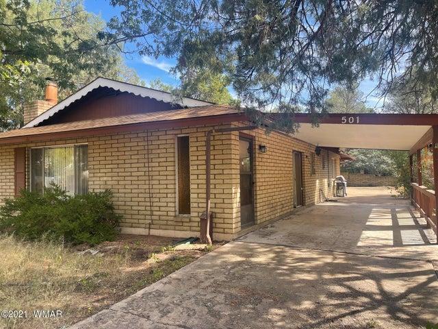 501 E Timber Drive, Payson, AZ 85541