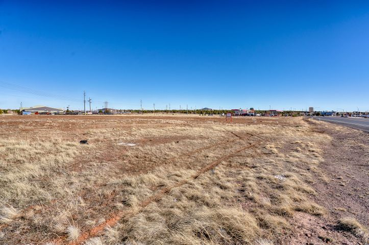 2.31 Commercial acres located on AZ Highway 77 approximately 360 feet from the intersection of Highway 60 and Highway 77. This is a high traffic area near the intersection of two major highways.