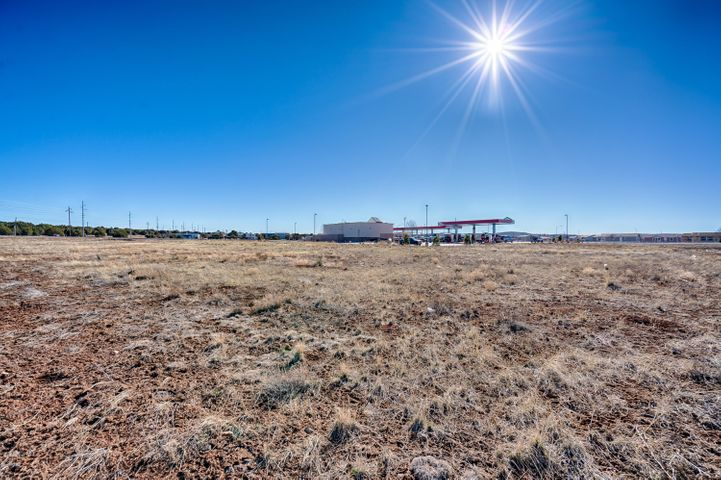 1.95 acres of commercial property on Highway 77 near the intersection of Highway 60 and Highway 77 right next to the Maverik Convenience store. This is a high traffic area and a perfect location for a high profile commercial venture.