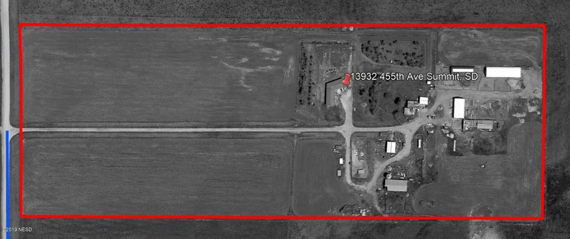 13932 455TH AVENUE, Summit, SD 57266