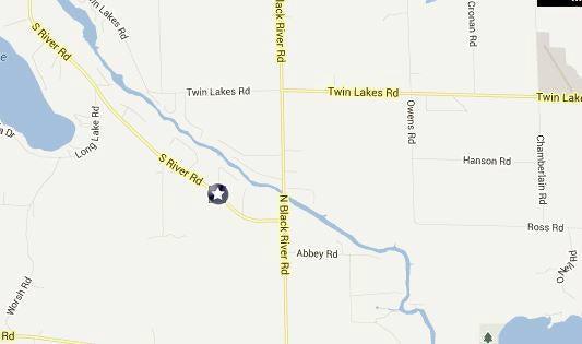 Off S Black River Road Benton Mi 49721 Waterwonderlandboard Com
