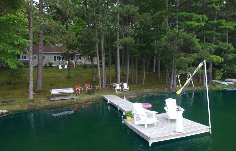 2347 N Perch Lake Drive, Gaylord, MI 49735