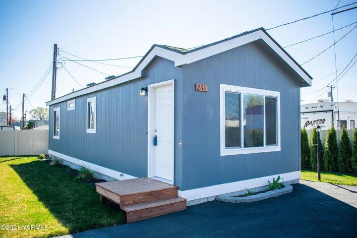 1418 Hathaway St, 26A, Yakima, WA 98902